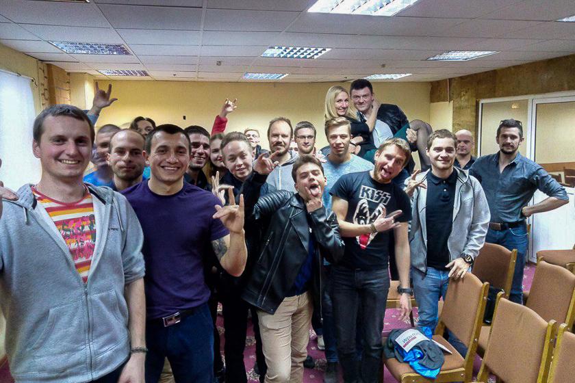 Игры Полов в Киеве, отзыв о тренинге Игры Полов, отзывы о тренинге игры полов, Игры Полов отзывы